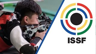 50m Rifle Prone Men Final - 2017 ISSF World Cup Stage 1 in New Delhi (IND) thumbnail