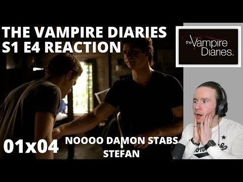 the-vampire-diaries-s1-e4-reaction-family-ties-~-season-1-episode-4-damon-kills-caroline-~-1x4