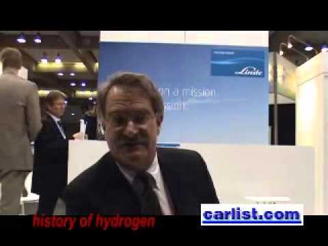 History of hydrogen