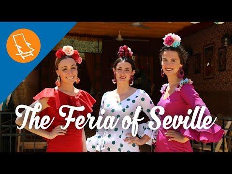 Seville - The amazing Feria de Abril