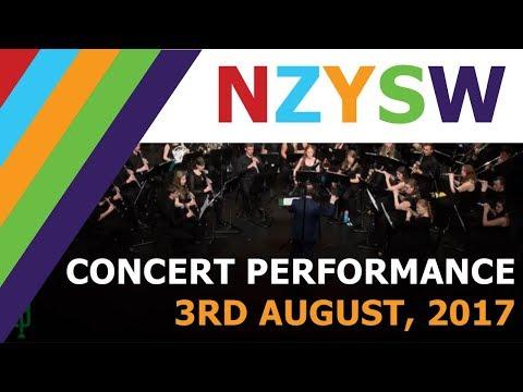 New Zealand Youth Symphonic Winds 2017