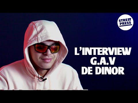 Youtube: L'interview G.A.V de Dinor
