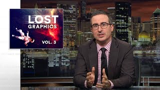 Lost Graphics Vol. 3 (Web Exclusive): Last Week Tonight with John Oliver (HBO)
