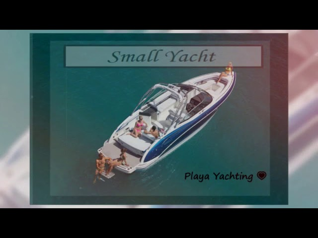 Catch the wind while cruising. Playa Yachting is here to save your vacation.