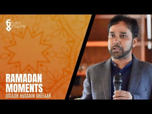 Day 28: Ramadan Moments - Mu'adh ibn Jabal