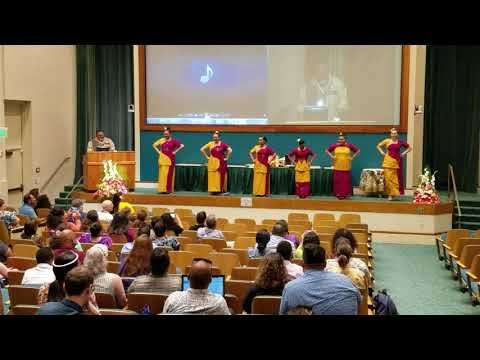 Siva Samoa performance at the 2017 Gathering for Pacific Islander Health