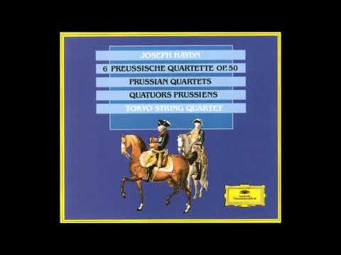 Haydn - String quartets op.50 no 1-3