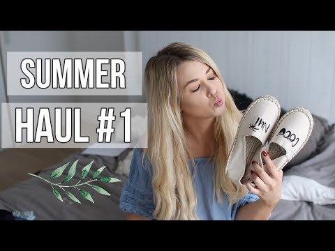 SUMMER HAUL # 1 - STARTING BIG!