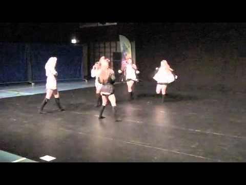 NK Performing Arts 2010 Small Groups Adults 1e plaats - Englishman in New York