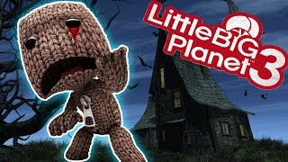 LittleBigPlanet 3 Paranormal House Part 2