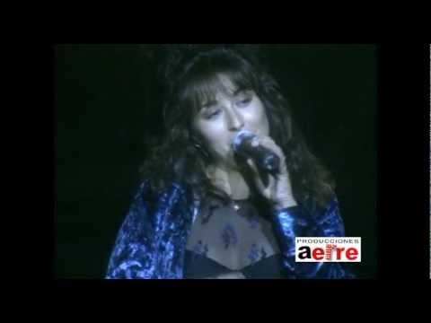 Camela - Lágrimas de amor ( Concierto en Madrid - Directo - Parte 16/18)