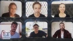 'Avengers' Cast Reunites