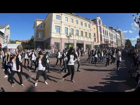 MILO  CLUB  DANCE COOL представляют ФЛЭШМОБ R.I.P. Michael Jackson