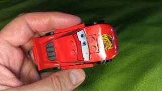Lego копия конструктор Bela Let`s Go! Тачки Дисней Молния Маквин, машинка, Car.