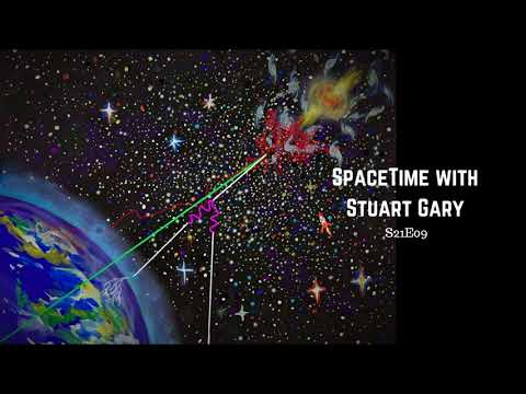 High energy cosmic rays, neutrinos, and gamma rays  - SpaceTime with Stuart Gary S21E09