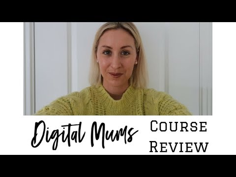 Digital Mums Social Media Management Course Review - Post Graduate