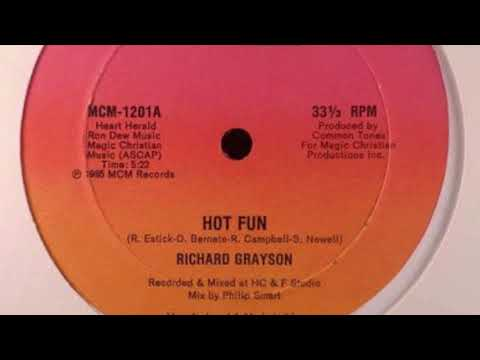 Richard Grayson -  Hot Fun