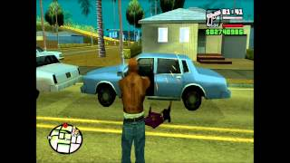 gta san andreas 2pac and eazy e gameplay