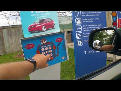Review of the Esso Car Wash in Maple