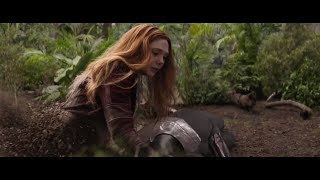 Avengers Infinity War Moment After Thanos Snapped His Finger amp Post Credit Scene HD