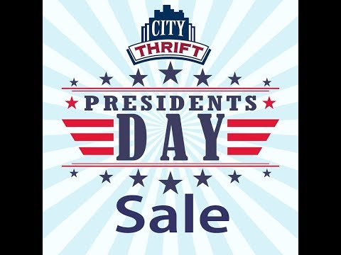 A Day In The Life Episode #40: Presidents' Day Thrifting With Mom!