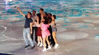 Figure Skating World Championships 2018 Gala ending