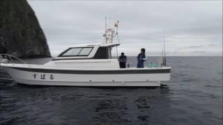 小島で釣り2016