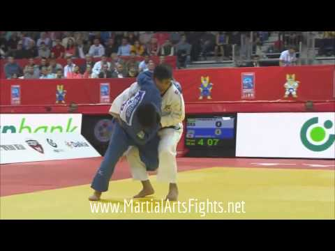 Top 10 Judo Throws