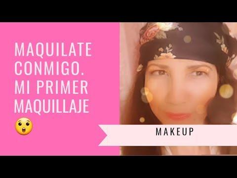Maquillate Conmigo Probando Productos Para Pieles Maduras.