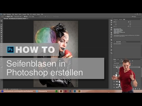 Photoshop-Tutorial: Realistisch Anmutende Seifenblasen Mit Photoshop Erzeugen