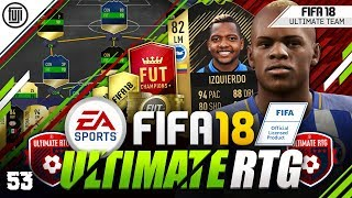 NEW INFORMS!!! FIFA 18 ULTIMATE ROAD TO GLORY! #53 - #FIFA18 Ultimate Team