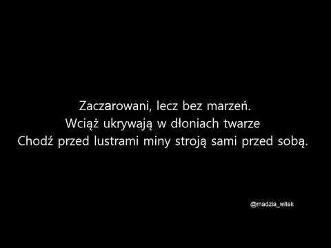 "Zuzia Jabłońska ""Sami"" Tekst"