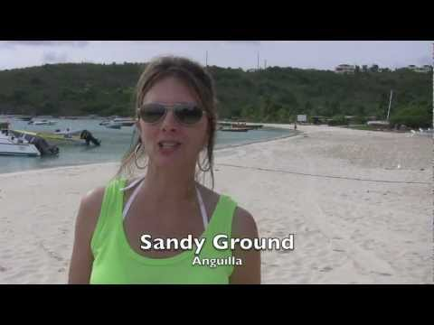 Anguilla - Sandy Ground Beach