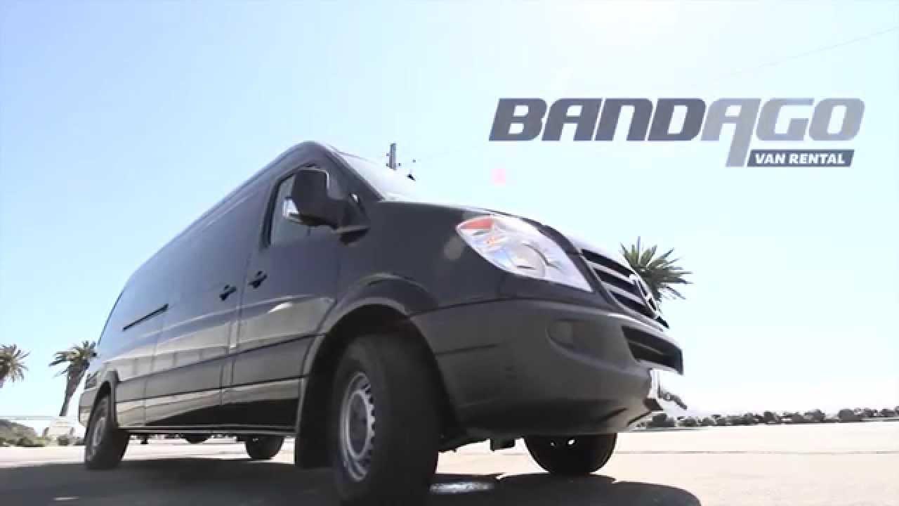 21a5a2b51a Bandago Van Rental - YouTube