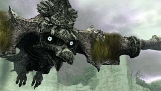 Shadow of the Colossus: Avion Boss Fight - 5th Colossus (PS3 1080p)