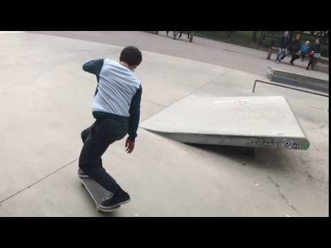 BS 360 ONE FOOT - SKATEBOARDING