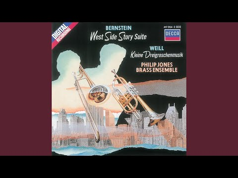 Bernstein: West Side Story - Suite Arranged by Eric Crees - 2. Something's coming mp3
