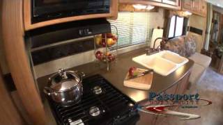 Passport Ultra-Lite Travel Trailer Camper by Keystone RV - Interior Part 1