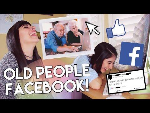 OLD PEOPLE FACEBOOK!
