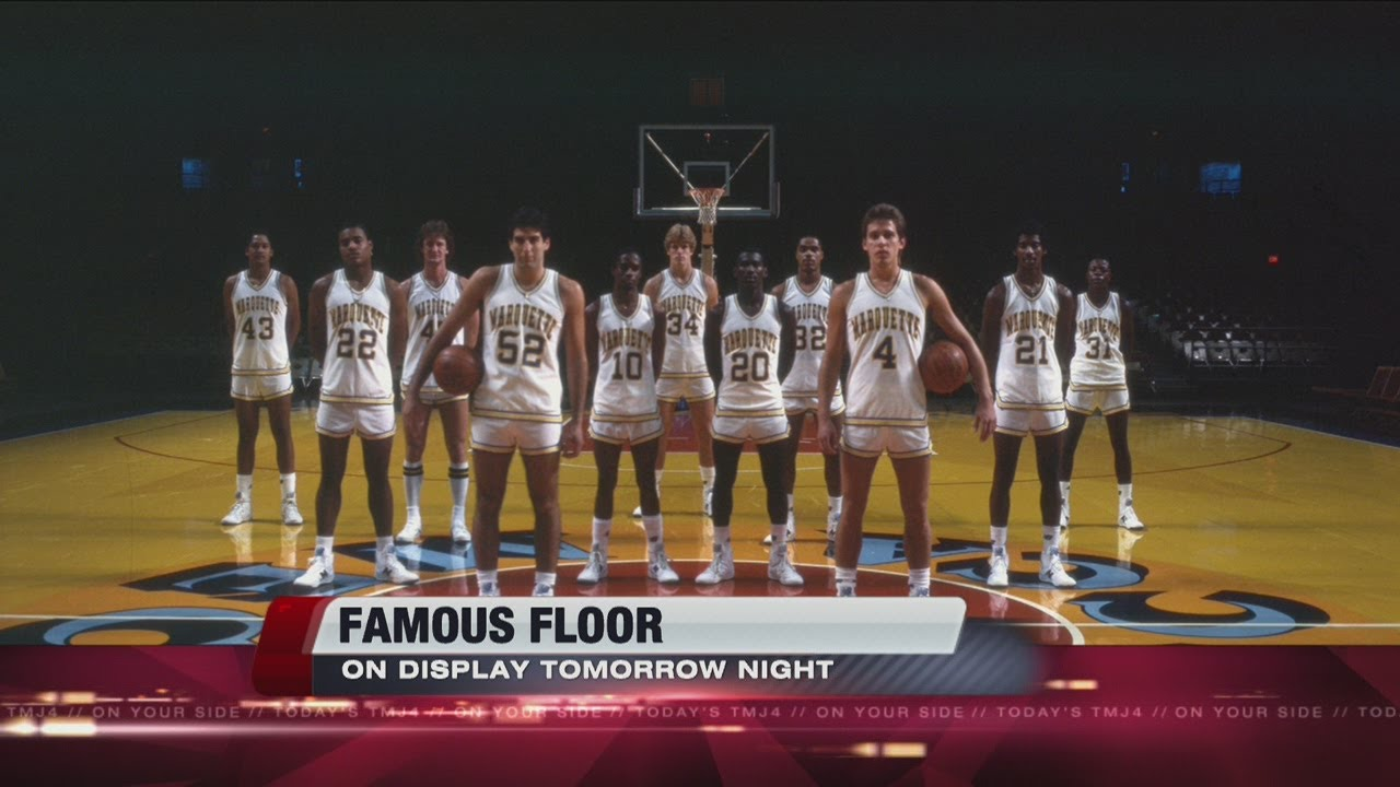 The Floor That Made Milwaukee Famous Youtube