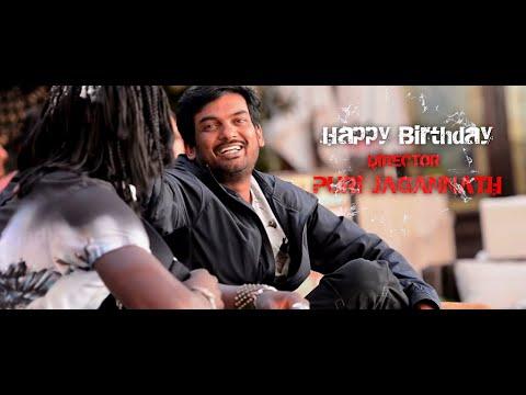 Director Puri Jagannadh Making Birthday Special Video