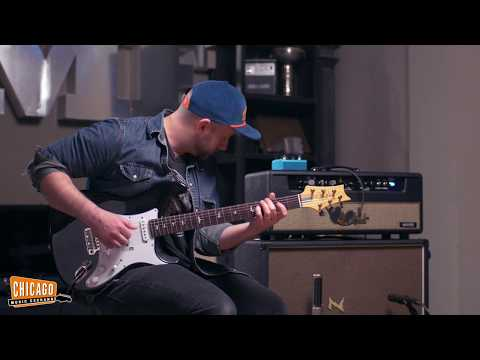 PRS Silver Sky John Mayer Signature Guitar | CME Gear Demo