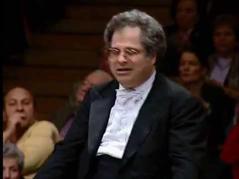 Tchaikovsky:Symphony No.4-4:Itzhak Perlman