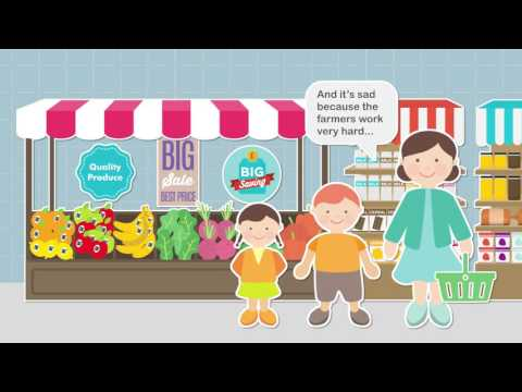 Freddy & Flora's Quest for Fairness - Fair Trade teaching resource for preschool children