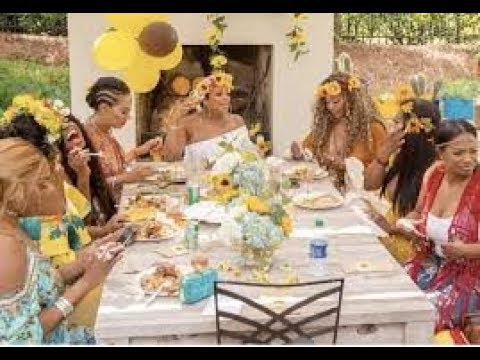 NeNe Leakes And Kenya Moore Get Into It At Eva Marcille Baby Shower Review
