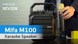 รีวิว Mifa M100 - ลำโพงคาราโอเกะไม่มีลิมิตชีวิตเกิน 100 ราคา 2,590 บาท