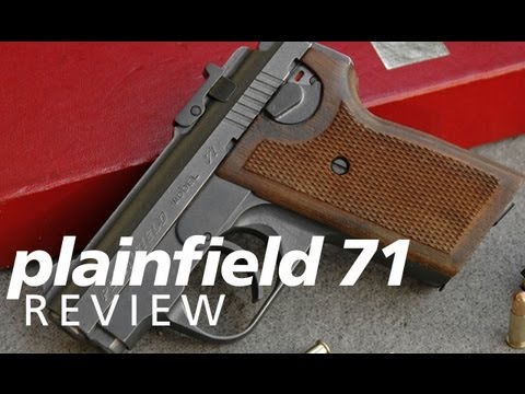 Review: the Plainfield Ordnance Model 71 - a secret CIA assassin gun?