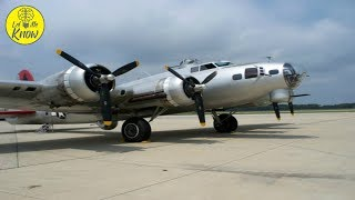 """The Mystery Of The WWII """"Ghost Bomber"""" That Eerily Landed With No One On Board"""