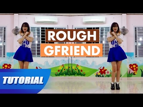 Tutorial Mirror | Dạy nhảy 여자친구 GFRIEND _ 시간을 달려서 Rough | Panoma Dance Crew