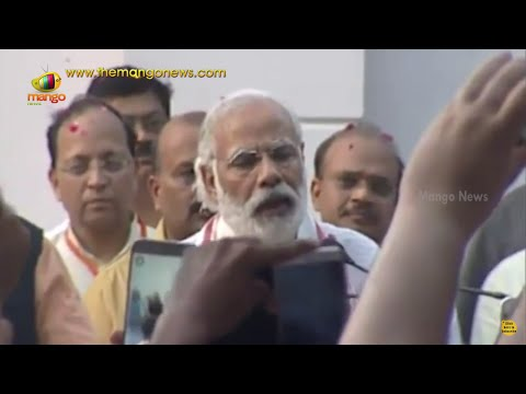 Modi's Victory Speech at Assam | BJP's Victory in Assam as Historic and Phenomenal | Mango News